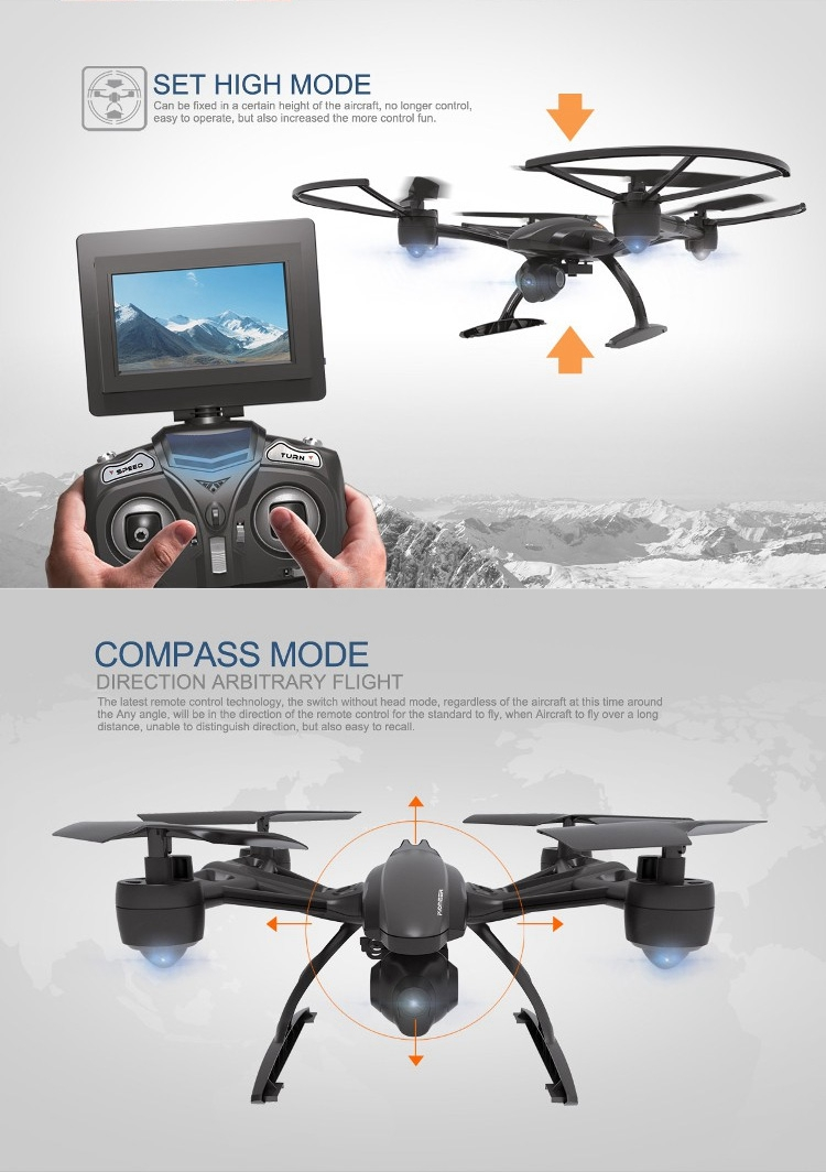 Quadcopter JXD 509G JXD509G 5.8G FPV s 2.0 MP HD RC - image 20160107144214256 on https://smartmall.hr