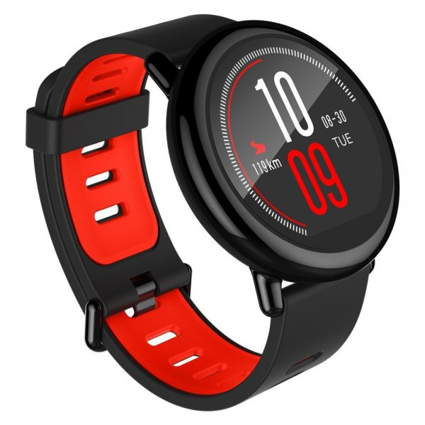 Xiaomi HUAMI AMAZFIT Pace Smart Sport Watch  Strava Bluetooth 4.0 WiFi Dual Core 1.2GHz 512MB RAM 4GB ROM GPS brzina otkucaja srca Info Push - crna - image 2016122301410511yha3wsf-1-600x600 on https://smartmall.hr