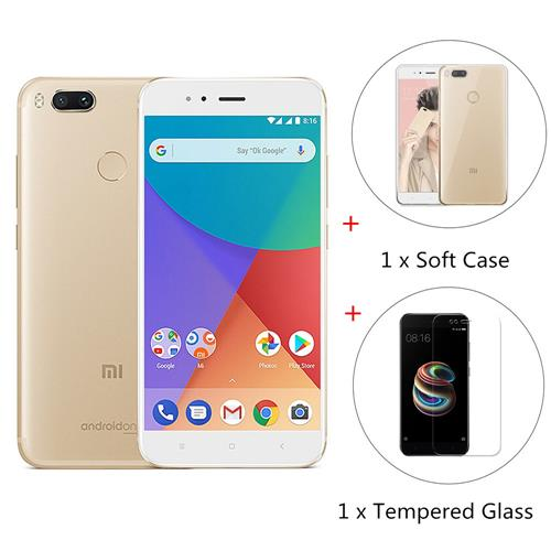 Xiaomi Mi A1 smartphone  64GB (zlatni) + Soft Case - image 2017092601858271e3pufkb on https://smartmall.hr