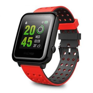 Xiaomi HUAMI AMAZFIT Pace Smart Sport Watch  Strava Bluetooth 4.0 WiFi Dual Core 1.2GHz 512MB RAM 4GB ROM GPS brzina otkucaja srca Info Push - crna - image 2017102301424012a67hru-300x300 on https://smartmall.hr