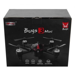 MJX Bugs 3 Mini  Mini Brushless Racing Drone 4in1 RC Quadcopter  - crna - image 20171215016215412fybwsn-300x300 on https://smartmall.hr
