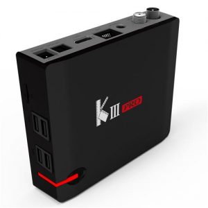 MECOOL  - KIII PRO DVB-T2 / S2 / C YouTube 4K Netflix HD Android 7.1 S912 3GB / 16GB KODI 17.0 802.11AC WIFI Bluetooth 1000M LAN - image 2017122010191717ey013k-300x300 on https://smartmall.hr
