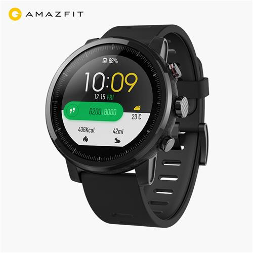 Xiaomi HUAMI AMAZFIT Stratos Smart Sports sat  Strava  GPS  crna - image 20180224011153315x1pvat on https://smartmall.hr