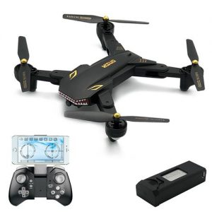 Quadcopter VISUO XS809S BATTLES SHARKS 720P WIFI FPV RTF - Crni - image 2018052101536341zm0ft3o-300x300 on https://smartmall.hr