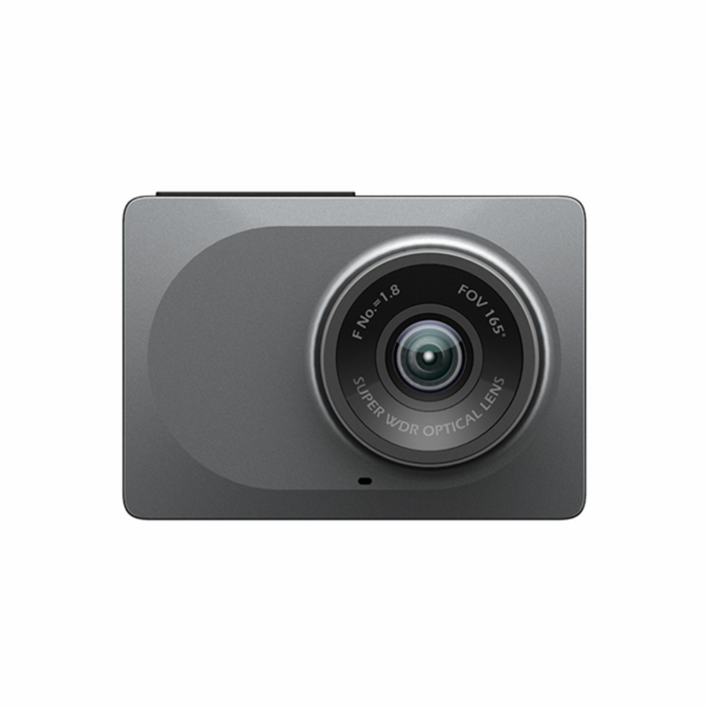 Xiaomi Yi Smart Car DVR Dash Kamera 1080P 60FPS 165 stupnjeva WiFi Ugrađena baterija 240mAh podršku Android i IOS - siva - image 409276 on https://smartmall.hr