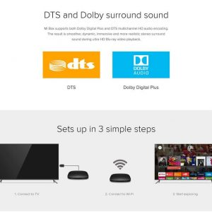 Bundle XIAOMI 4K Mi Box Android TV Streaming + iPazzPort - image 57a168a8-30a7-4b24-9a49-39587edafcec-300x300 on https://smartmall.hr