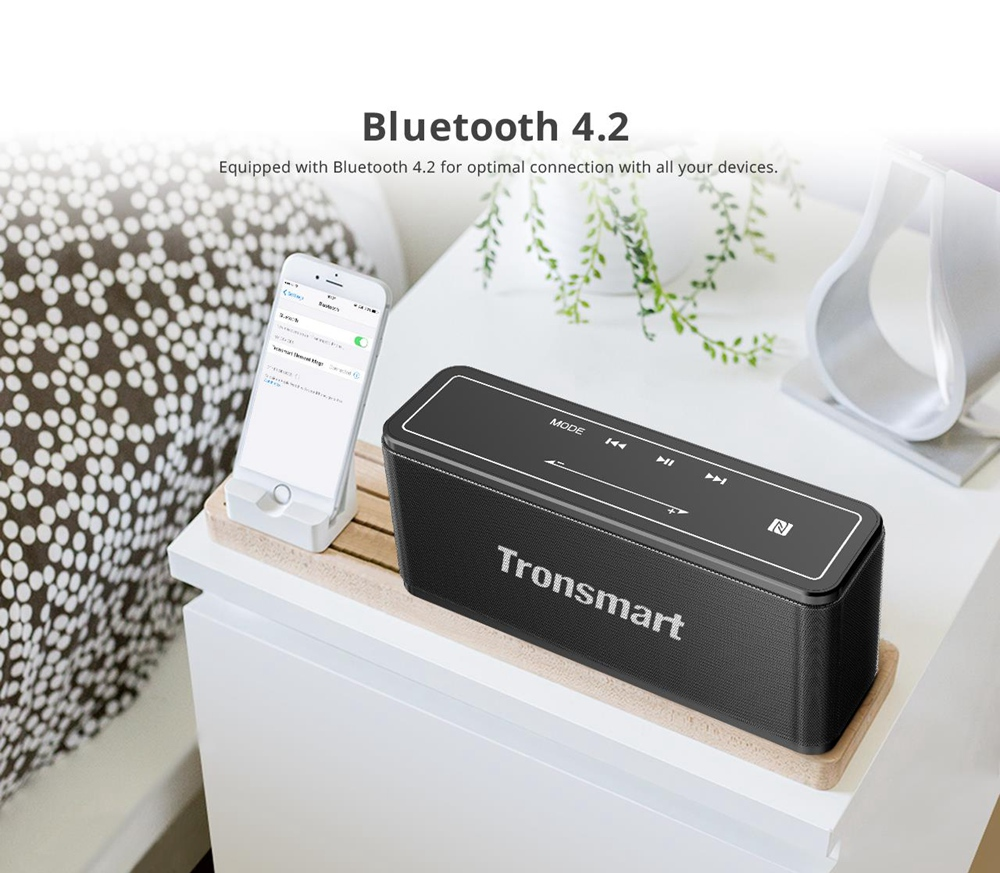 Tronsmart Element Mega 40W Bluetooth zvučnik s 3D digitalnim zvukom TWS - crna - image 6ae41a49-a6c4-44d4-951b-f7f365c54fb7 on https://smartmall.hr