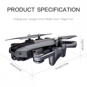 Dron VISUO XS812 GPS 5G WiFi 5MP FPV RC Quadcopter - RTF - image 87e818bd-85d5-4b5a-a6fa-b53198cb9c22-300x300 on https://smartmall.hr