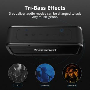 Tronsmart Element Force 40W Bluetooth zvučnik IPX7 Otporan na vodu TWS & NFC Deep Bass 15 sati Playtime - image 9d82e6c8-4e89-4ca6-baf0-1492e6fed22a-300x300 on https://smartmall.hr