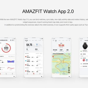 Xiaomi HUAMI AMAZFIT Stratos Smart Sports sat  Strava  GPS  crna - image AMAZFIT-Stratos-Smart-Sports-Watch-Black-20171213134217837-300x300 on https://smartmall.hr