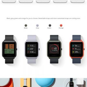 Xiaomi Huami Amazfit Bip Lite Smartwatch - crni - image English-Version-Huami-Amazfit-Smartwatch-Youth-Edition-20170724111937699-300x300 on https://smartmall.hr