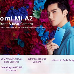 Xiaomi Mi A2 Smartphone Snapdragon 660 4GB 64GB 20.0MP + 12.0MP Android 8.1 Touch ID OTG Tip-C - zlato - image Global-Version-Xiaomi-Mi-A2-5-99-Inch-4GB-64GB-Smartphone-Black-20180721145347269-300x300 on https://smartmall.hr