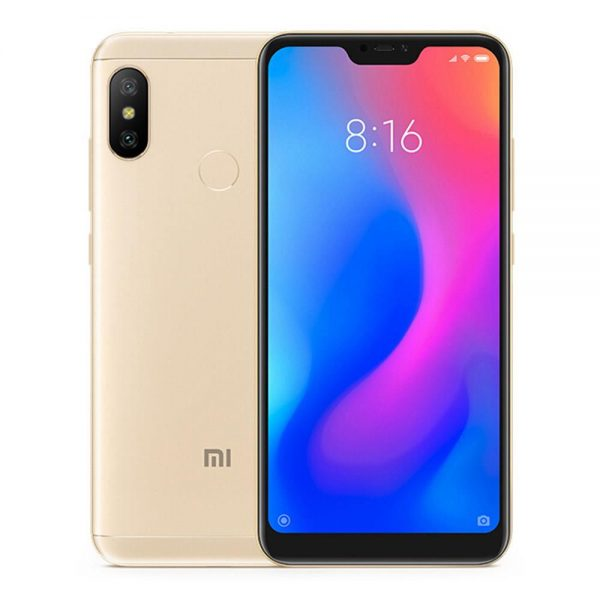 Smartphone Xiaomi Mi A2 Lite 5,84  - zlatni - image Global-Version-Xiaomi-Mi-A2-Lite-5-84-Inch-3GB-32GB-Smartphone-Gold-691714--600x600 on https://smartmall.hr