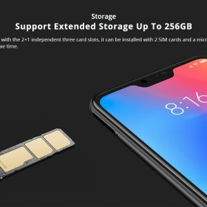Xiaomi Mi A2 Lite Smartphone Snapdragon 625 Android 8,1 Touch ID - crna - image Global-Version-Xiaomi-Mi-A2-Lite-5-84-Inch-4GB-64GB-Smartphone-Gold-20180721160414108-300x300 on https://smartmall.hr