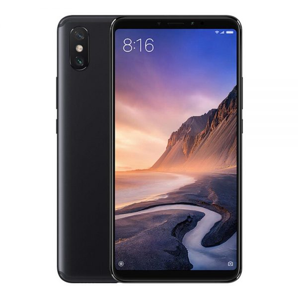 Smartphone Xiaomi Mi Max 3 6,9  4G LTE Snapdragon 636  - crna - image Global-Version-Xiaomi-Mi-Max-3-6-9-Inch-4GB-64GB-Smartphone-Black-707383--600x600 on https://smartmall.hr