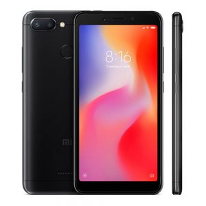 Smartphone Xiaomi Mi 8 6,21- 4G LTE Smartphone Snapdragon 845  - bijela boja - image Global-Version-Xiaomi-Redmi-6-5-45-Inch-4GB-64GB-Black-695376--300x300 on https://smartmall.hr