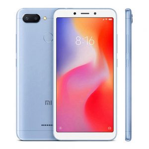 Xiaomi Redmi 6 5,45  4G LTE Smartphone MTK Helio P22 4GB 64GB 12,0MP + 5,0MP Dvojna stražnja kamera Android 8,1 OS 18: 9 Zaslon AI Otključavanje lica - plava - image Global-Version-Xiaomi-Redmi-6-5-45-Inch-4GB-64GB-Smartphone-Blue-692528--300x300 on https://smartmall.hr