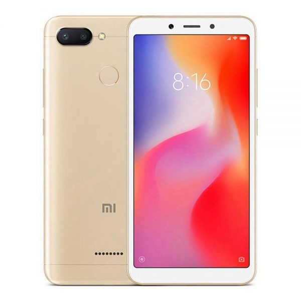 Xiaomi Redmi 6 Smartphone 3GB 32GB - image Global-Version-Xiaomi-Redmi-6A-5-45-Inch-3GB-32GB-Smartphone-Gold-688144--600x600 on https://smartmall.hr