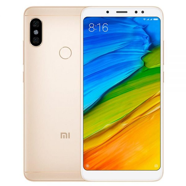Pametni telefon Xiaomi Redmi 5 - image Global-Version-Xiaomi-Redmi-Note-5-5-99-Inch-3GB-32GB-Smartphone-Gold-628316--600x600 on https://smartmall.hr