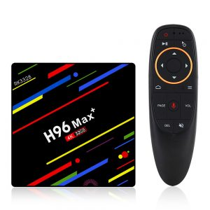 A5X MAX Android TV BOX Bluetooth WIFI 4GB/32GB - image H96-MAX-Android-8-1-RK3328-4GB-32GB-TV-BOX-716043--300x300 on https://smartmall.hr