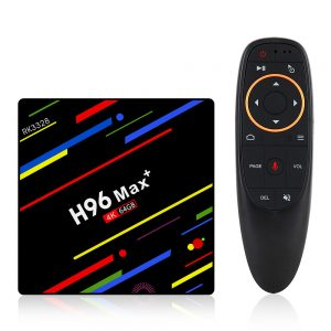 H96 MAX + RK3328 Android 8.1 4GB / 64GB TV BOX  Android - image H96-MAX-Android-8-1-RK3328-4GB-64GB-TV-BOX-716009--300x300 on https://smartmall.hr