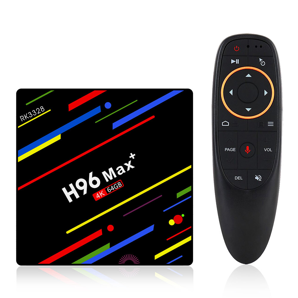 A5X MAX Android TV BOX Bluetooth WIFI 4GB/32GB - image H96-MAX-Android-8-1-RK3328-4GB-64GB-TV-BOX-716009-1-1 on https://smartmall.hr