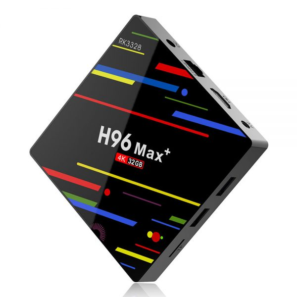 H96 MAX + RK3328 Android 8.1 4GB / 32GB TV BOX - image H96-MAX-RK3328-Android-8-1-4GB-32GB-TV-BOX-703589--600x600 on https://smartmall.hr