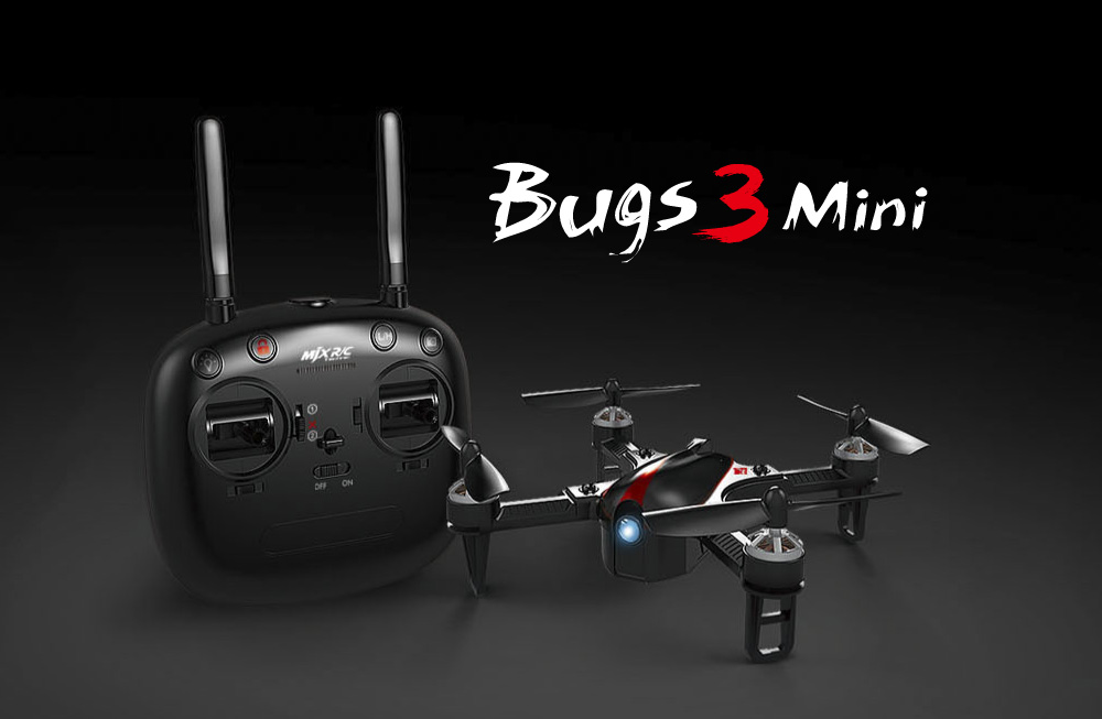 MJX Bugs 3 Mini  Mini Brushless Racing Drone 4in1 RC Quadcopter  - crna - image MJX-Bugs-3-B3-Mini-Brushless-RC-Quadcopter-20180104120008940 on https://smartmall.hr