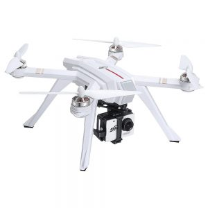 MJX Bugs 3 B3 Pro 5G C6000 1080p WiFi FPV GPS Brushless RC Drone s nezavisnim ESC Follow Me Mode - Dvije baterije - image MJX-Bugs-3-B3-Pro-5G-WiFi-FPV-GPS-RC-Drone-C6000-1080P-Two-Battery-695758--300x300 on https://smartmall.hr