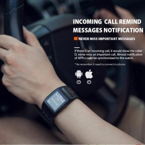 Makibes BR1 Smartwatch  Strava IPS zaslon u boji osjetljiv na dodir GPS IP67 - image Makibes-BR1-Smartwatch-Black-20180312100331756-300x300 on https://smartmall.hr