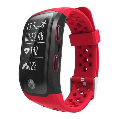 Makibes G03 Smart ručni sat IP68  Sport Tracker GPS Heart Rate Monitor Fitness Narukvica - image Makibes-G03-Smart-Bracelet-Red-432839- on https://smartmall.hr