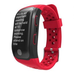 Makibes G03 Plus pametna narukvica IP68 Bluetooth - image Makibes-G03-Smart-Bracelet-Red-432840--300x300 on https://smartmall.hr