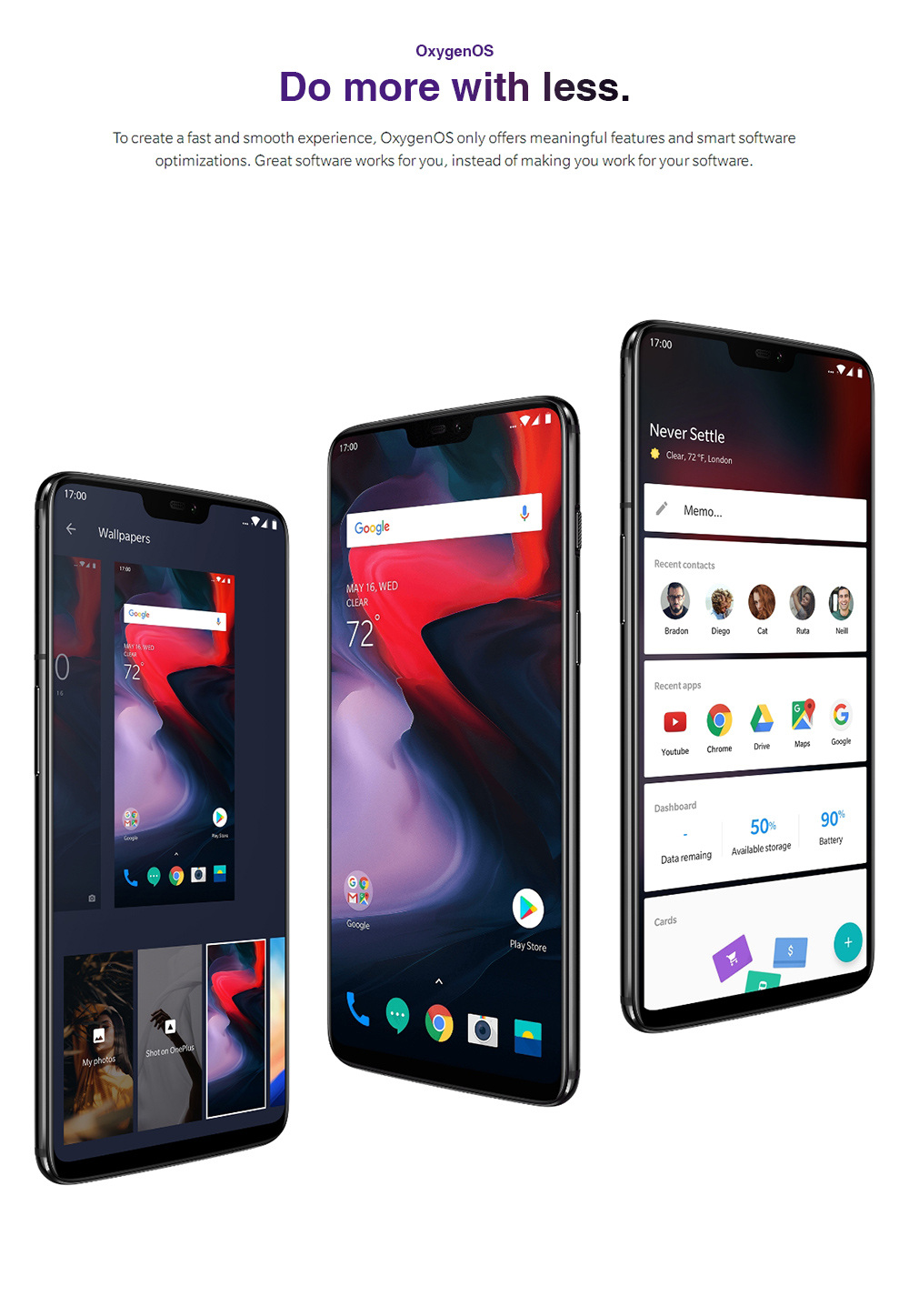 Smartphone Oneplus 6 6,28  - zrcalo crno - image Oneplus-6-6-28-Inch-8GB-256GB-Smartphone-Midnight-Black-20180517140347958 on https://smartmall.hr