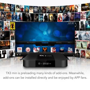 TANIX TX3 MINI Android TV Box 2GB / 16GB - image TANIX-TX3-MINI-KODI-17-3-S905W-2gb-16GB-4K-TV-Box-20170815180001967-300x300 on https://smartmall.hr
