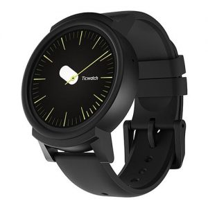 Univerzalni zamjenski remen za Xiaomi Huami Amazfit Bip Ticwatch - Crno + crvena - image Ticwatch-E-Smart-Watch-Black-474108--300x300 on https://smartmall.hr