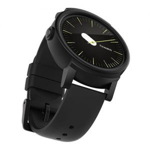 Univerzalni zamjenski remen za Xiaomi Huami Amazfit Bip Ticwatch - Crno + crvena - image Ticwatch-E-Smart-Watch-Black-474109--300x300 on https://smartmall.hr