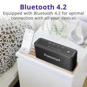 Tronsmart Element Mega 40W Bluetooth zvučnik s 3D digitalnim zvukom TWS - crna - image Tronsmart-Element-Mega-Bluetooth-Speaker-Black-489208--300x300 on https://smartmall.hr