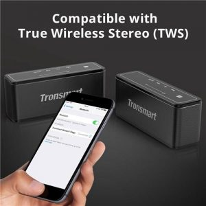 Tronsmart Element Mega 40W Bluetooth zvučnik s 3D digitalnim zvukom TWS - crna - image Tronsmart-Element-Mega-Bluetooth-Speaker-Black-489209--300x300 on https://smartmall.hr
