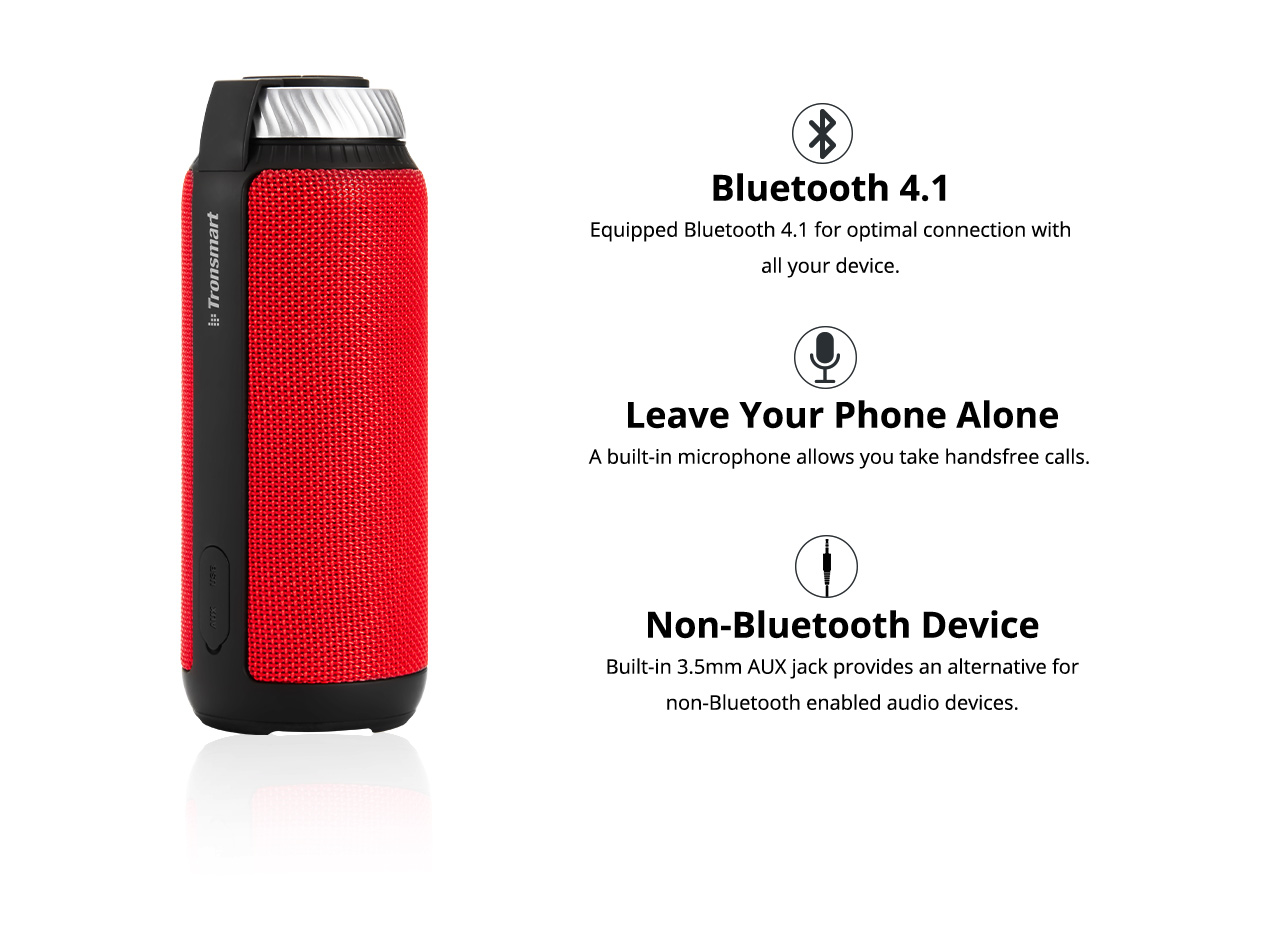 Tronsmart Element T6 25W Portable Bluetooth