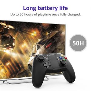 Tronsmart Mars G02 bežični kontroler igre s Bluetooth i 2.4GHz modovima za Android Windows PlayStation 3 - image Tronsmart-Mars-G02-Wireless-Game-Controller-468809--300x300 on https://smartmall.hr