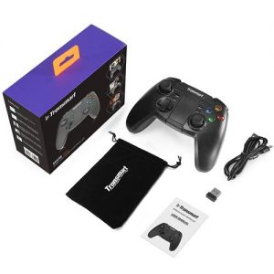 Tronsmart Mars G02 bežični kontroler igre s Bluetooth i 2.4GHz modovima za Android Windows PlayStation 3 - image Tronsmart-Mars-G02-Wireless-Game-Controller-469043--300x300 on https://smartmall.hr