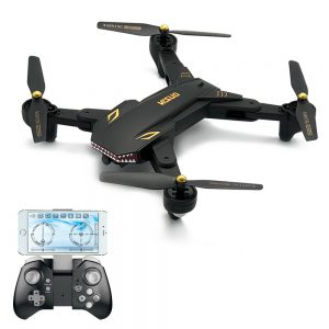 Quadcopter VISUO XS809S BATTLES SHARKS 720P WIFI FPV RTF - Crni - image VISUO-XS809S-RC-Quadcopter-RTF-Black-567434--300x300 on https://smartmall.hr
