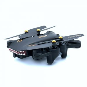 Quadcopter VISUO XS809S BATTLES SHARKS 720P WIFI FPV RTF - Crni - image VISUO-XS809S-RC-Quadcopter-RTF-Black-567437--300x300 on https://smartmall.hr