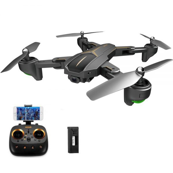 Dron VISUO XS812 GPS 5G WiFi 5MP FPV RC Quadcopter sklopivi - image VISUO-XS812-GPS-5G-WiFi-5MP-FPV-Foldable-RC-Drone-RTF-Two-Battery-733560--600x600 on https://smartmall.hr
