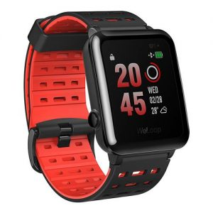 Xiaomi WeLoop Hej 3S 1,28  memorije LCD sportski Smart Watch 50 metara otpora vode Bluetooth 4.0 - crvena - image WeLoop-Hey-S3-Sports-Smart-Watch-Red-481306--300x300 on https://smartmall.hr