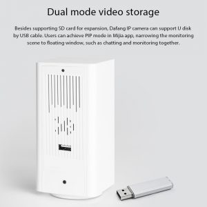 Xiaomi Dafang Smart  WiFi IP kamera - image Xiaomi-Dafang-Smart-1080P-WiFi-IP-Camera-White-20170908092246617-300x300 on https://smartmall.hr