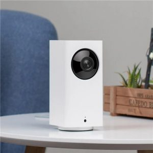 Xiaomi Dafang Smart  WiFi IP kamera - image Xiaomi-Dafang-Smart-1080P-WiFi-IP-Camera-White-443012--300x300 on https://smartmall.hr