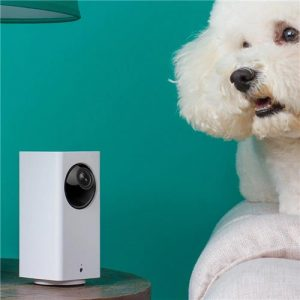 Xiaomi Dafang Smart  WiFi IP kamera - image Xiaomi-Dafang-Smart-1080P-WiFi-IP-Camera-White-443013--300x300 on https://smartmall.hr