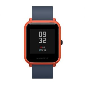 Xiaomi WeLoop Hej 3S 1,28  memorije LCD sportski Smart Watch 50 metara otpora vode Bluetooth 4.0 - crvena - image Xiaomi-Huami-Amazfit-Bip-Smart-Watch-Orange-482692--300x300 on https://smartmall.hr