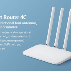 Xiaomi Mi WiFi pojačalo 2 300Mbps  Mijia Smart App - image Xiaomi-Mi-WiFi-Router-4C-White-20180806105218416-300x300 on https://smartmall.hr